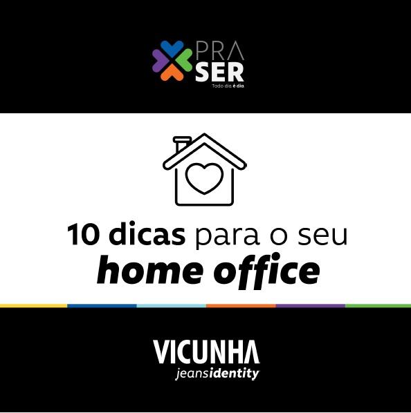 10 dicas para o seu home office