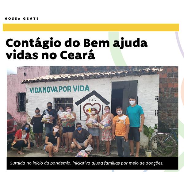 #NossaGente - Contágio do Bem